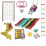 Аксессуары для детских игровых площадок