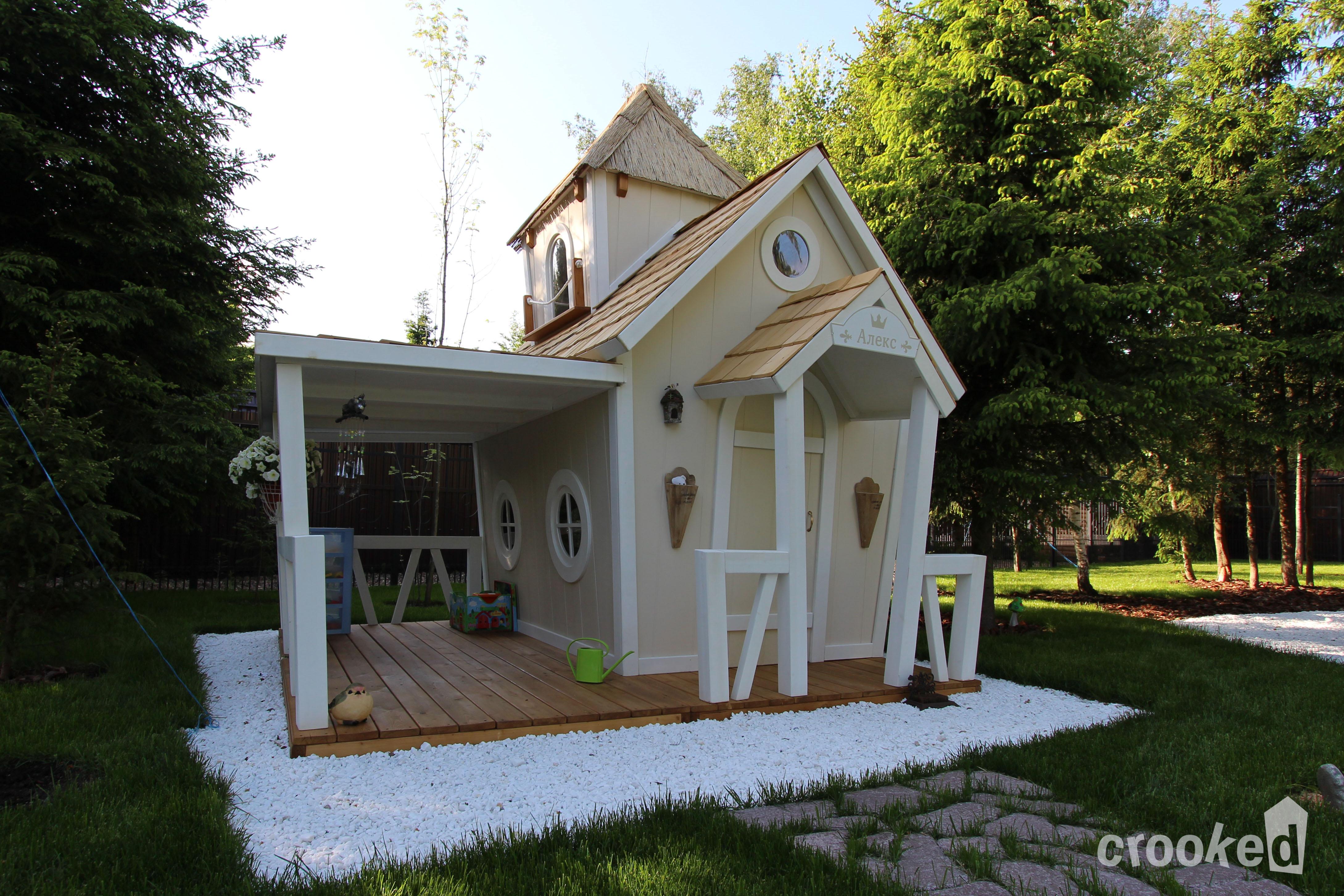 Уникальная скидка 10% на Двухэтажный домик Принцессы