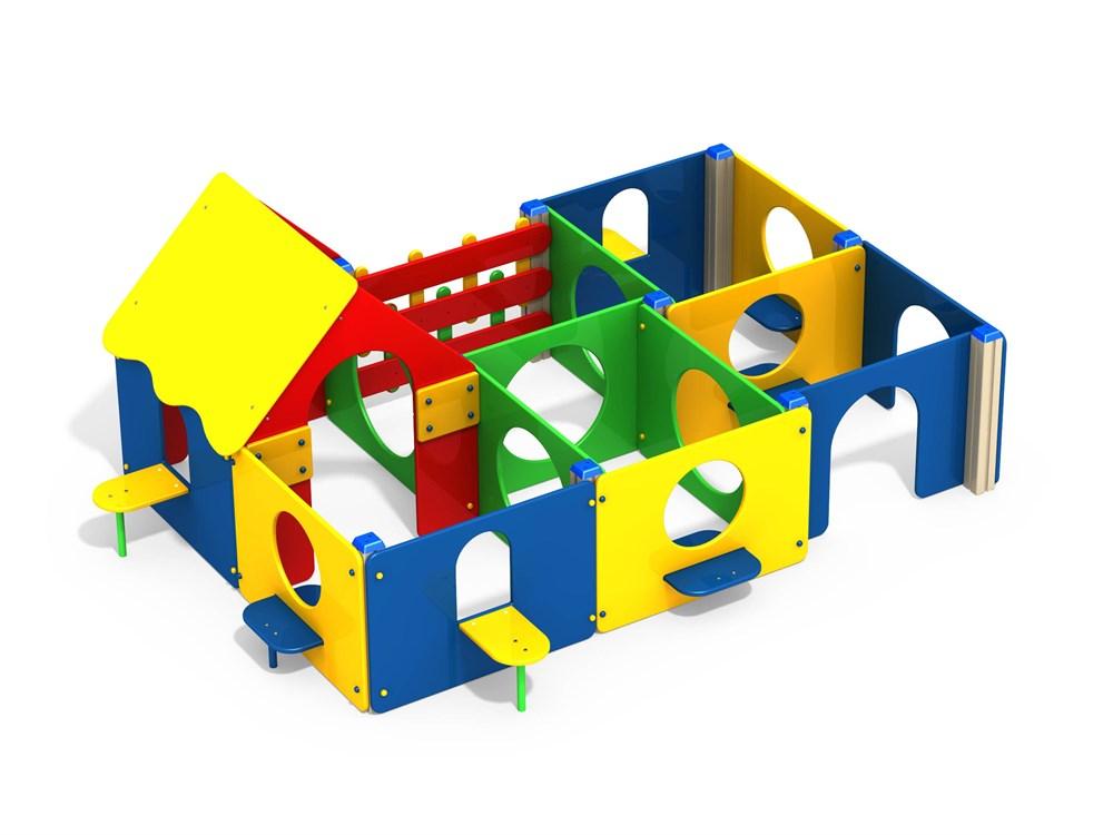 Лабиринт в детском саду своими руками 54