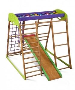 Детский спортивный комплекс для квартиры Карамелька мини - фото 10092