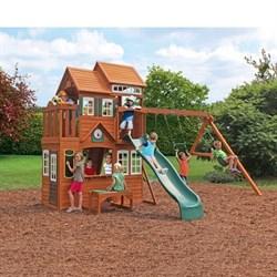Детская площадка Горный замок Forest - фото 10113