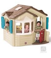 Детский пластиковый дом Мой Дом - фото 10257