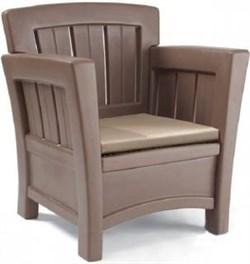 Кресло с подушкой - фото 10270