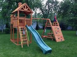 Детская игровая площадка Выше Всех Победа - фото 10350