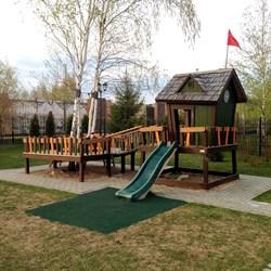 Игровой комплекс Вокруг дерева - фото 10410