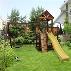 Детский игровой комплекс Rimini - фото 10458