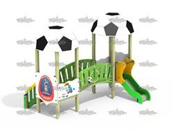 Детский игровой комплекс Чемпионат Н=700 - фото 10548