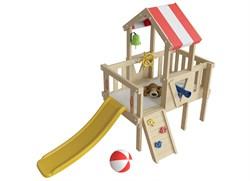 Детский игровой чердак для дома и дачи ВЕНДИ - фото 11456