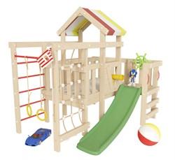 Детский игровой чердак для дома и дачи СОНИК - фото 11466