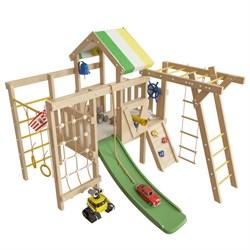 Детский игровой чердак для дома и дачи ВАЛЛИ - фото 11482