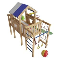 Детский игровой чердак для дома и дачи ВИННИ - фото 11488