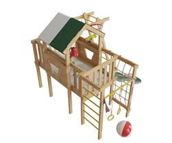 Детский игровой чердак для дома и дачи ПАТРИК - фото 11494