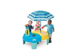 Оазис столик для игр с песком и водой - фото 11516