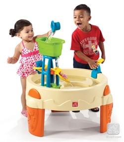 Столик для игр с водой Водный парк - фото 11525