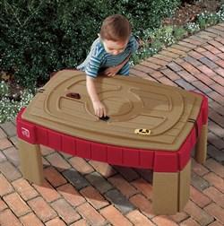 Стол для игры с песком - фото 11537
