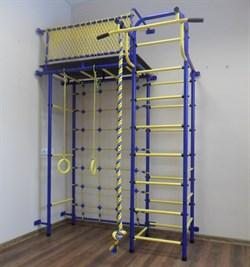 Детский спортивный комплекс (ДСК) Пионер 10С со скалодромом - фото 11564