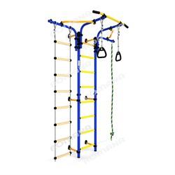 Детский спортивный комплекс (ДСК) Карусель S5 (ширина ступеней 41 см) - фото 11643