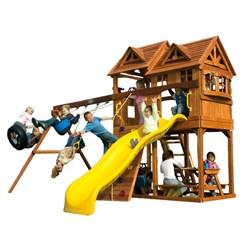 Детская игровая площадка Новый Рассвет - фото 11780