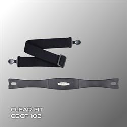 Нагрудный датчик пульса Clear Fit CBCF-102 - фото 11825