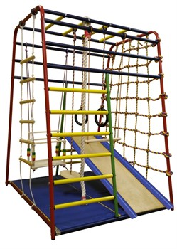 Детский спортивный комплекс (ДСК) Вертикаль Веселый малыш Next - фото 11884