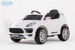 Электромобиль BARTY  М003МР (Porsche Macan) белый - фото 12578