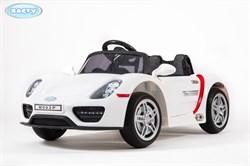 Электромобиль BARTY  М002Р (Porsche 918 Spyder) белый - фото 12615