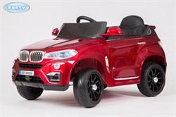 Электромобиль BMW X5 VIP, Бордовый,Глянцевый  - фото 12648