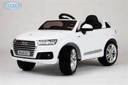 Электромобиль Audi Q7, Белый, Глянцевый - фото 12705