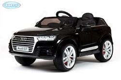 Электромобиль Audi Q7, Чёрный, Глянцевый - фото 12733