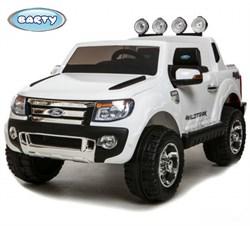 Электромобиль Ford Ranger, Белый, Глянцевый - фото 12770