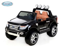 Электромобиль Ford Ranger, Чёрный, Глянцевый - фото 12790