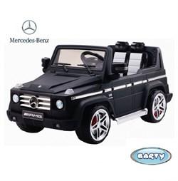 Электромобиль Mercedes G55, Чёрный, Матовый - фото 12920