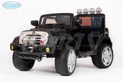 Электромобиль Jeep Wrangler, Чёрный, Глянцевый - фото 13025