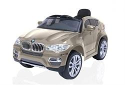 Электромобиль BMW X6, Шампань, Глянцевый - фото 13047