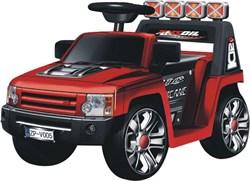 Электромобиль ZP-V005 Land Rover, Красный, Глянцевый - фото 13132