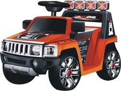 Электромобиль ZP-V003 Hummer, Оранжевый,Глянцевый - фото 13135