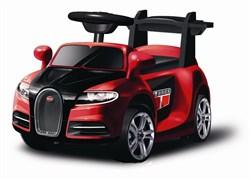 Электромобиль ZP-V001 Bugatti, Красный, Обычный - фото 13139