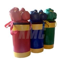 Набор боксерский детский № 2, вес 5 кг - фото 13141