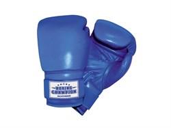 Перчатки боксерские детские для детей 10-12 лет (8 унций) ДМФ-МК-01.70.05 - фото 13147