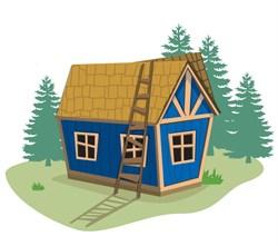 Лесной домик для детей - фото 13327