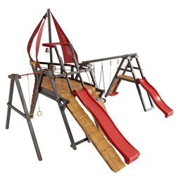 Детская игровая площадка Каравелла - фото 13423