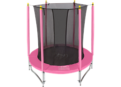 Батут Classic Pink (1,82 м) - фото 13596