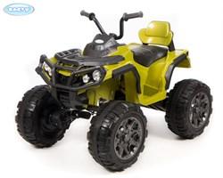 Электроквадроцикл BARTY Т001МР зеленый - фото 13839