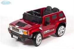 Электромобиль BARTY М333МР Hummer (HL 1658) красный глянец - фото 13848
