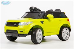 Электромобиль BARTY М999МР Land Rover (HL 1638) зеленый - фото 13904