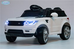 Электромобиль BARTY М999МР Land Rover (HL 1638) белый - фото 13918