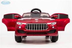НОВИНКА Электромобиль BARTY T005MP (Maserati Levante) красный глянец - фото 13974