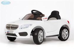 Электромобиль BARTY Б555ОС (BMW) белый - фото 14144
