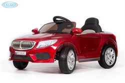 Электромобиль BARTY Б555ОС (BMW)  бордовый - фото 14188