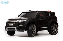 Электромобиль BARTY Range Rover (Б333ОС) чёрный - фото 14254